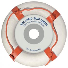 DVD-Label des Badefilms für die Wasserschutzpolizei 2016